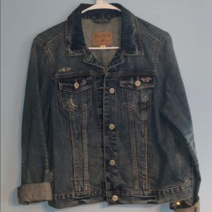 Super good quality denim jean jacket!
